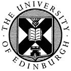 Go to the University of Edinburgh website homepage
